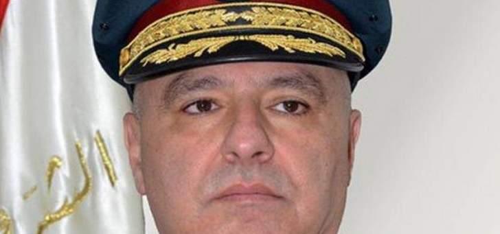 قائد الجيش بحث مع هاشم الأوضاع العامة في البلاد