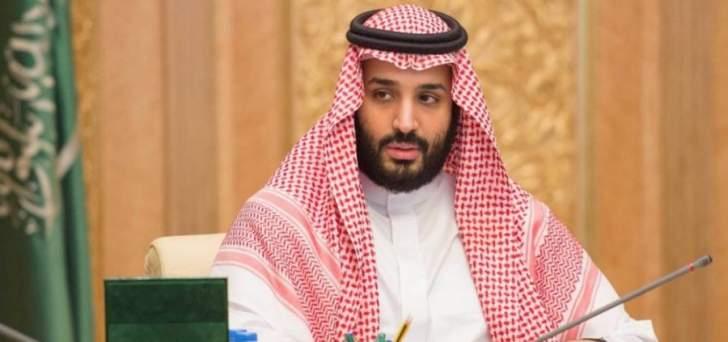 ولي العهد السعودي التقى الرئيس السوداني واستعرضا العلاقات الثنائية