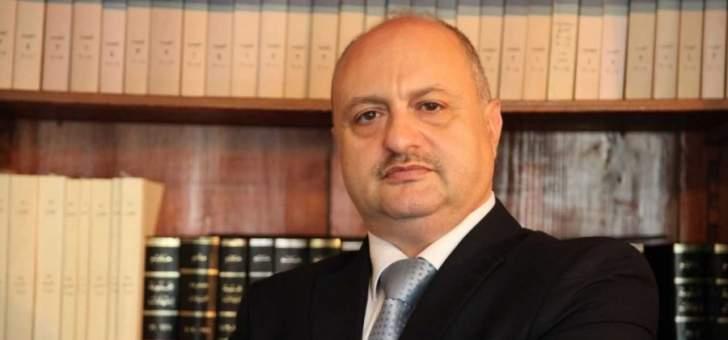 زخور: مبلغ 30 مليار ليرة لا يكفي تعويضات لشارع في بيروت