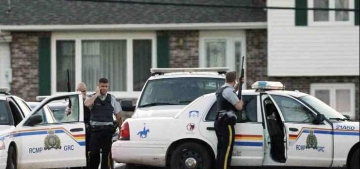شرطة كندا: مقتل أربعة أشخاص في إطلاق نار في فريدريكتون شرقي البلاد