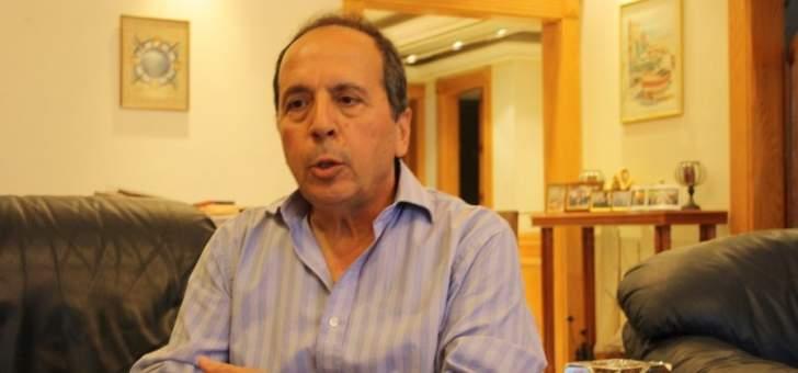 السيد: الحريري ارسل لائحة من 90 اسما من الطائفة السنية لدورة امن الدولة
