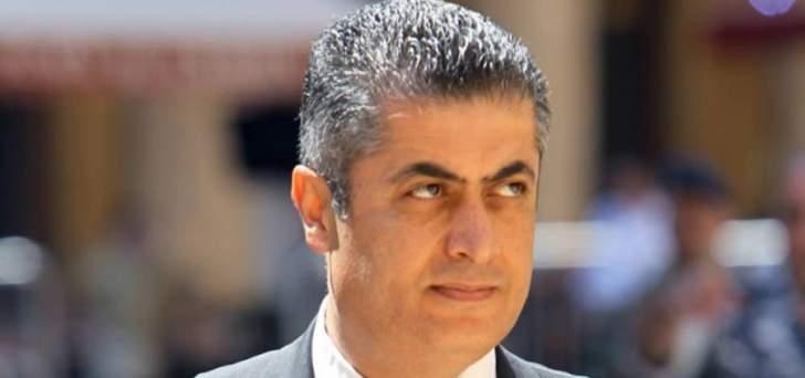 زهرمان:نأمل أن يشكل لقاء بعبدا فاتحة خير والعلاقة بين الحريري ليست متوترة