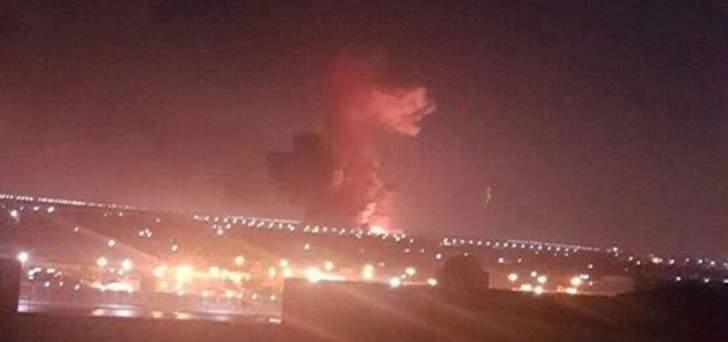الجيش المصري: الانفجار في مصنع الكيماويات وقع بسبب ارتفاع درجات الحرارة