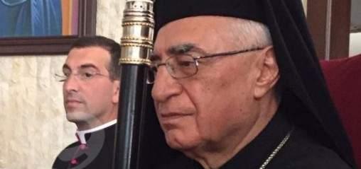 العبسي وأساقفة سينودس الكنيسة إلى روما غدا للقاء البابا