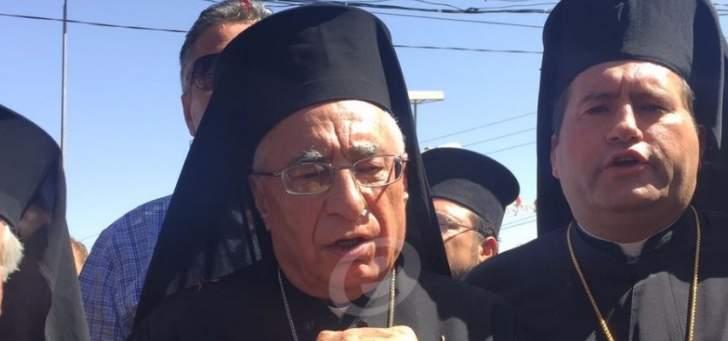 سينودس الروم الكاثوليك: ندعو أبناءنا في لبنان إلى الاقتراع بمسؤولية