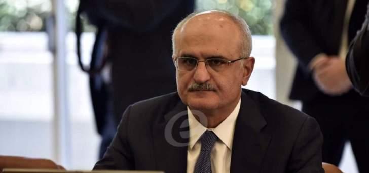 حسن خليل: الاسابيع الاخيرة اثبتت ان الوحدة الوطنية حمت استقرار لبنان
