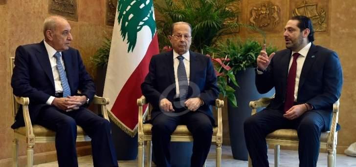 مصادر الجمهورية:مرسوم الأقدمية نال حيّزاً كبيراً من النقاش باللقاء الرئاسي