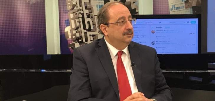مخيبر:حق التعبير أساسي وحق التظاهر دستوري وله حدود وأنا مرشح للإنتخابات