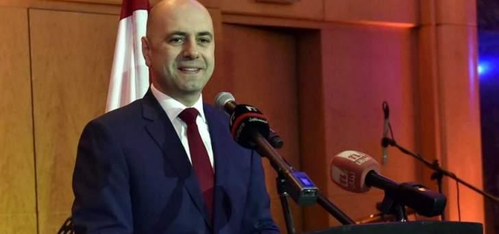 حاصباني: الحملة التي اتعرض لها تستهدف القوات اللبنانية