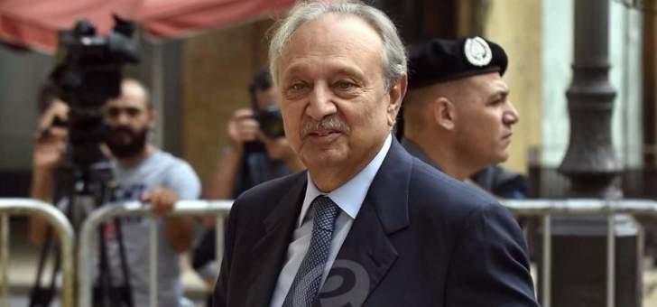 الصفدي: عودة الحريري عن استقالته عودة مشكورة