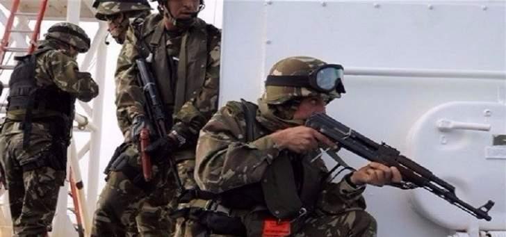 جيش الجزائر أوقف تاجري مخدرات وأحبط محاولات هجرة غير شرعية لـ125 شخصا