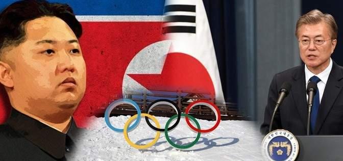 هل اصلحت الرياضة ما افسدته السياسة بين الكوريتين ام هناك قطبة مخفية؟