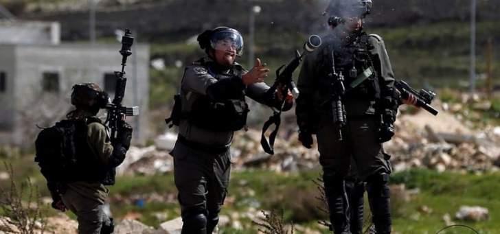 الجيش الاسرائيلي: اعتقال 27 فلسطينيا خلال عمليات اقتحام غرب بيت لحم