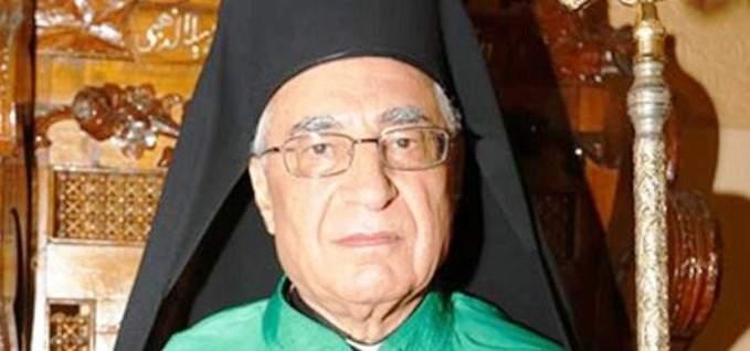 العبسي زار دير راهبات المعونة في حريصا: شهادة الدم لا تفرق بين الكنائس