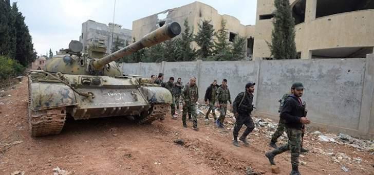 الشرق الأوسط على حافة الحرب الكبرى