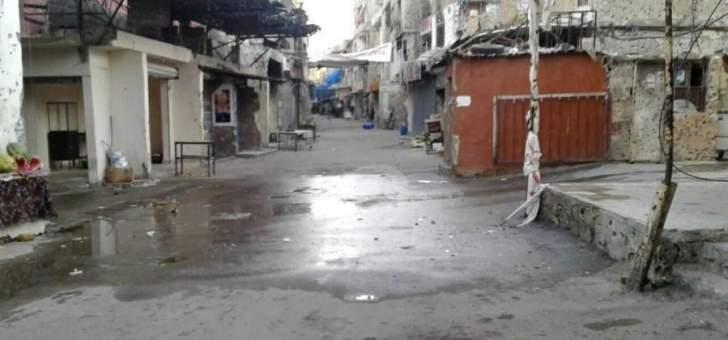 قائد القوة الامنية الفلسطينية:الفلسطيني الهارب من مستشفى بيروت دخل لعين الحلوة