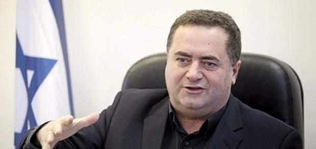 وزير الإستخبارات الإسرائيلي:إدارة أميركا نسقت قرارها مسبقا مع قادة عرب