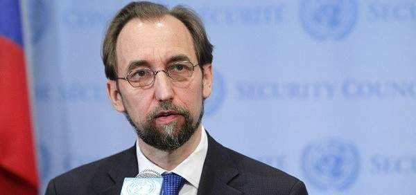 الأمم المتحدة:يجب على سلطات إيران احترام حقوق المتظاهرين بحرية التعبير