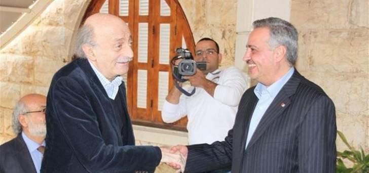 الأخبار:أرسلان يطرح الضغط على جنبلاط في بيروت مقابل التحالف معه ببعبدا