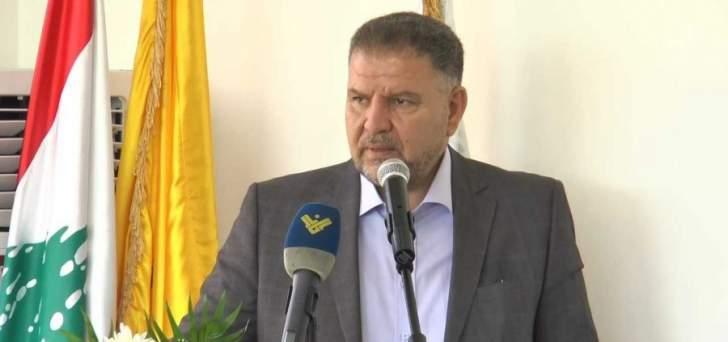 علي فياض: مشروع قانون المناقصات العمومية سيغلق الباب أمام الصفقات