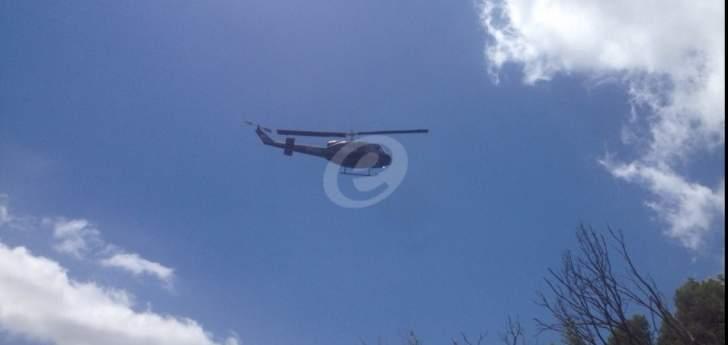 النشرة: تحليق لطائرة استطلاع اسرائيلية فوق قرى صور