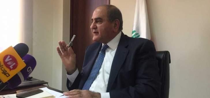 الخطيب: الصيد البري في لبنان ممنوع بتاتاً حالياً لجميع أنواع الطيور