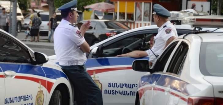 الأمن القومي في أرمينيا أعلن عن إحباط أعمال إرهابية في البلاد