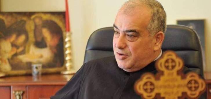 أبو كسم: غير مسموح التعرض للسيدة العذراء فهي الأقدس بحياتنا المسيحية