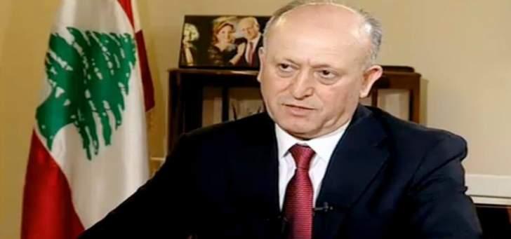 ريفي: رفيق الحريري هو من طلب مني ان ابلغ المشنوق بأن يغادر لبنان