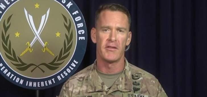 ديلون: أعتقد أن النظام السوري لم يحرر منطقة البوكمال بعد من تنظيم داعش