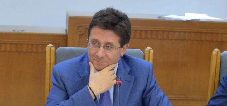 كنعان: تضمن مشروع قانون الموازنة 76 مادة موزعة على 4 فصول