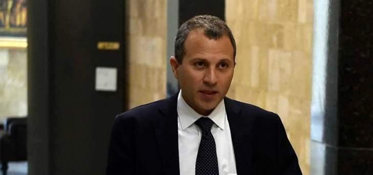 الاخبار: التحرك الدبلوماسي الذي يقوده باسيل منسّق بالكامل مع المستقبل وعائلة الحريري