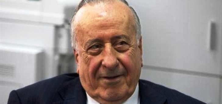 الياس عون نعى الصحافي ميقاتي:عرف بالإتزان والأخلاق والوفاء