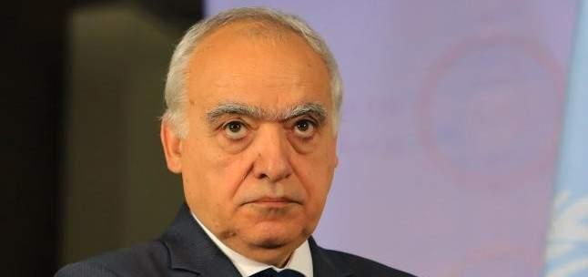 غسان سلامة: لضمان الأمن في ليبيا نركز على بناء جهاز الشرطة