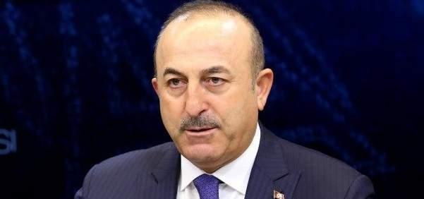 جاويش أوغلو: تركيا أكثر أمنا من الولايات المتحدة