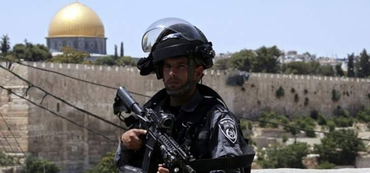 قوات إسرائيل أغلقت جميع مداخل بلدة العيساوية ومنعت الدخول والخروج منها
