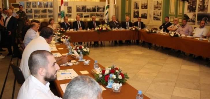 اجتماع لنواب طرابلس بدعوة من قمر الدين تناول وضع المدينة البيئي: لوضع حد للتلوث