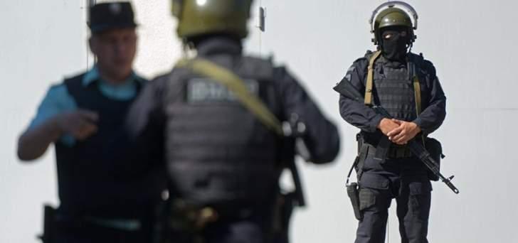 الأمن الروسي: توقيف 60 شخصا يشتبه بمشاركتهم في نقل عناصر داعش لسوريا