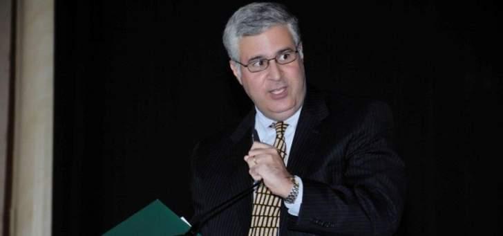"""رئيس الـ""""AUB"""": الالتزام بفلسطين هو واحدة من السمات المميزة للجامعة"""