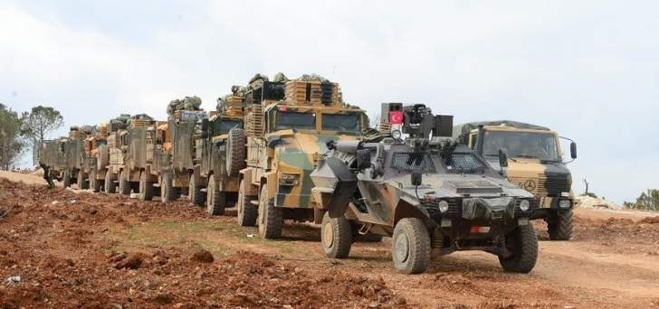 الجيش التركي يعلن تحييد 4 مسلحين في غارة جوية جنوب شرقي البلاد