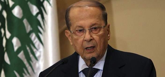 الرئيس عون اكد حرصه على اجراء الانتخابات النيابية في موعدها
