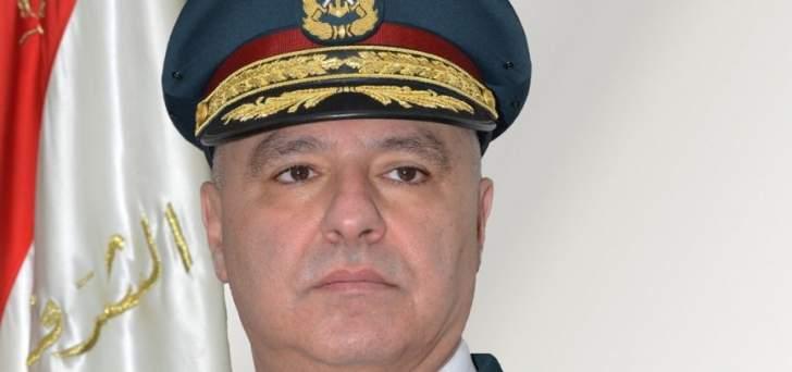 قائد الجيش: جاهزون على الحدود الجنوبية لمواجهة أي عدوان عسكري إسرائيلي