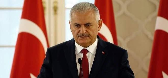 يلدريم:اعتراف أميركا بالقدس عاصمة لإسرائيل في حكم العدم بالنسبة لتركيا