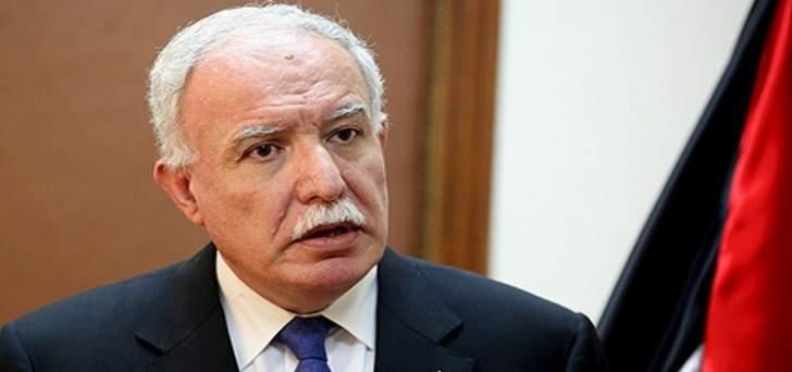المالكي: مستعدون لمفاوضات مباشرة مع إسرائيل بساحة محايدة مثل موسكو