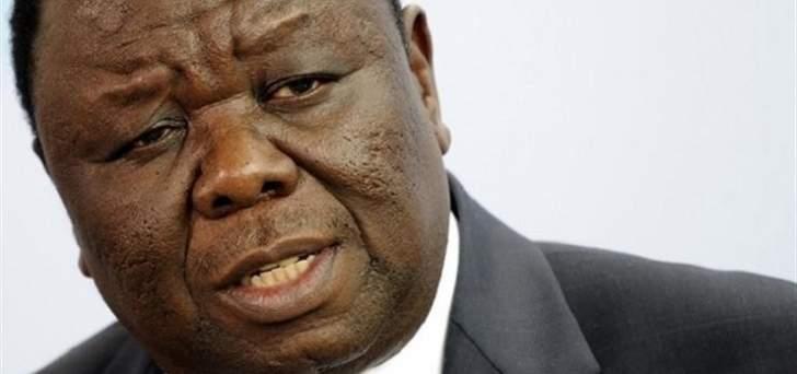 وفاة زعيم المعارضة في زيمبابوي بعد صراع مع مرض السرطان
