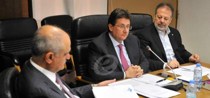 بدء جلسة لجنة المال لدراسة بند تنظيم ديوان المحاسبة