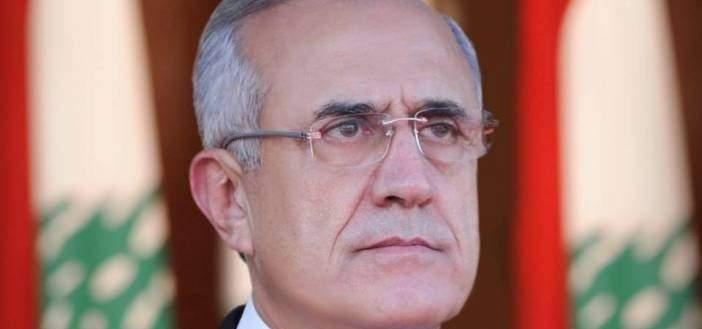 ميشال سليمان: اليس الافضل القبول بالمبادرة العربية للسلام الدولتين؟