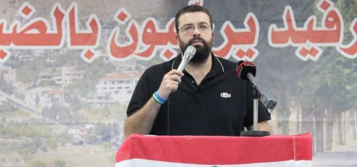 احمد الحريري: لن نقبل بالتهويل بملف الحكومة ولسنا معنيين به ولا بالشائعات التي تطلق