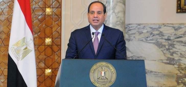 السيسي: الأيام القادمة ستشهد خطوات تُفرح الشعب المصري