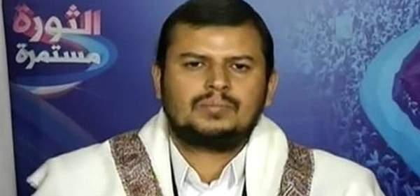 الحوثي:شعب اليمن انتصر على مؤامرة خطيرة استهدفته واليوم إستثنائي وعظيم